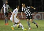 Airton treina com bola e Neilton se recupera de dores musculares - Vitor Silva/SSPress/Botafogo