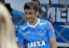 Recuperado, Robinho pode estrear pelo Cruzeiro na quarta - Washington Alves/Light Press/Cruzeiro