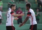 Diego e Damião marcam, Fla bate Chapecoense e pula para vice-liderança