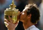 Murray vence Raonic conquista bicampeonato de Wimbledon - Leon Neal/AFP