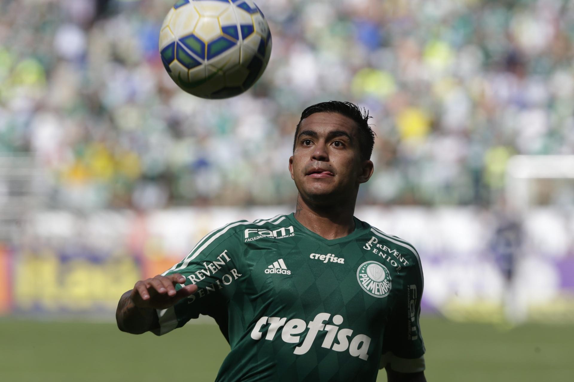 """Dudu cobra mais marcação e desiste de título: """"É pensar em Libertadores"""""""