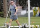 Pressionado, Bento recusou ofertas e deixou amigos e família pelo Cruzeiro - Washington Alves/Light Press/Cruzeiro