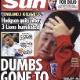 Jornal inglês estampa na capa filho de Rooney chorando e revolta mãe