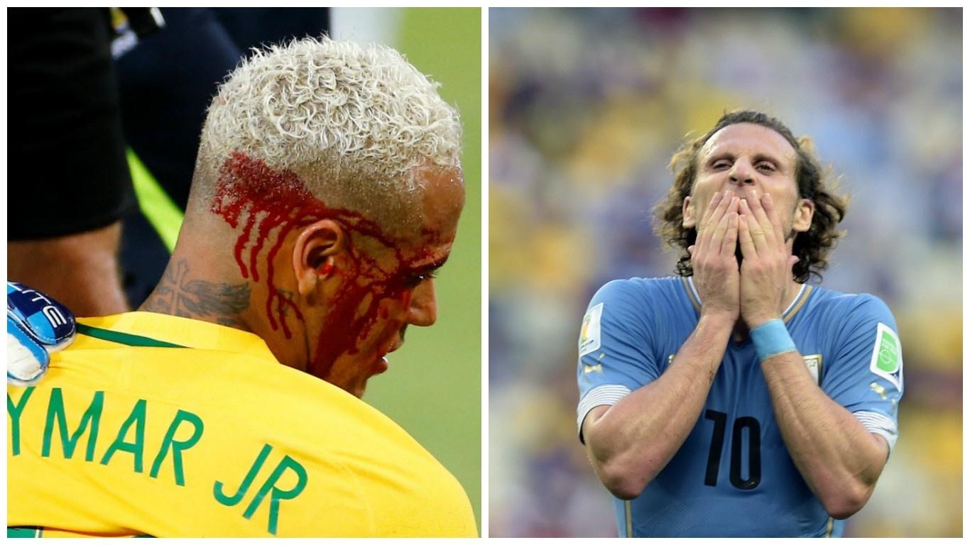 Forlán diz que Neymar tem o direito de fazer firulas: