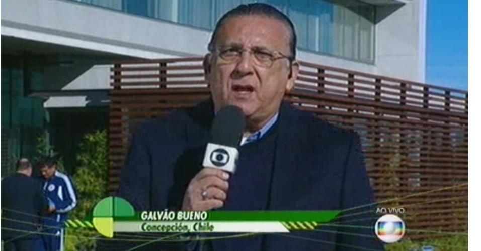 Após eliminação brasileira na Copa América, Galvão critica convocação, escolha de Dunga como treinador e a blindagem ao grupo