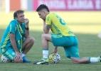 Palmeiras tem dúvidas em todos os setores para clássico contra o Santos
