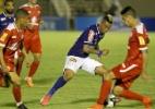 Cruzeiro evita nova decepção, arranca virada e dorme líder no Mineiro