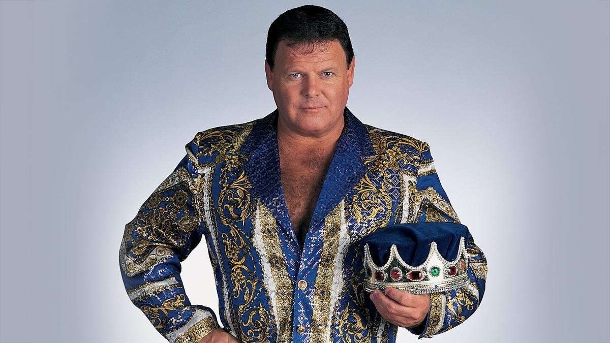 Jerry Lawler, ex-lutador do WWE