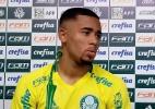 Gabriel Jesus promete 'não tirar o pé' em meses de despedida do Palmeiras