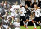 Corinthians vai em busca do deca e Flamengo tenta manter escrita na Copinha - Montagem/Divulgação-Agência Corinthians