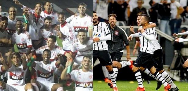 Flamengo e Corinthians se enfrentarão na final da Copinha