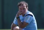 Cuca diz que eliminações ajudaram Palmeiras a se preparar para Brasileirão