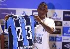 Reforço do Grêmio pede número de Michael Jordan e muda nome na camisa