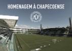 Coritiba divulga detalhes de tributo à Chapecoense no Couto Pereira, dia 7 - Divulgação/Coritiba