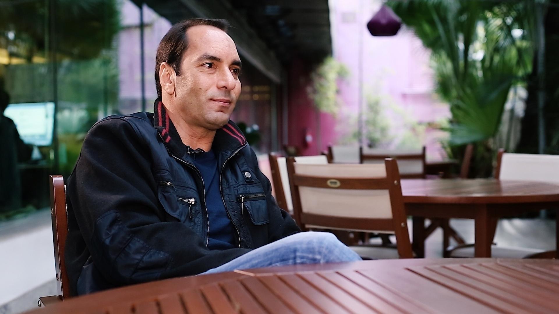 Edmundo fala ao UOL em entrevista exclusiva