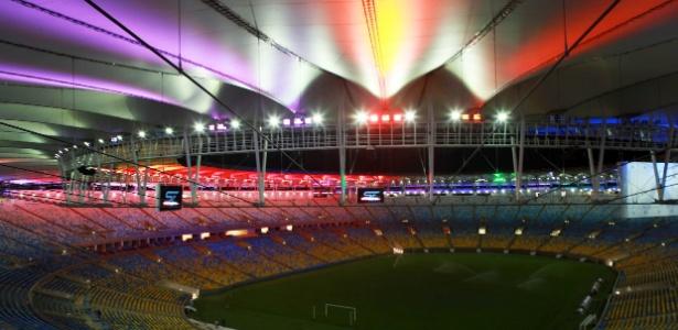 Estádio do Maracanã tem reabertura oficial marcada para domingo no amistoso com a Inglaterra