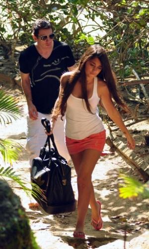 Antonella Roccuzzo é mulher de Messi