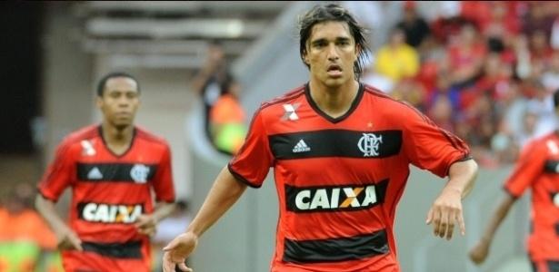 Marcelo Moreno fez boa estreia, mas ficou em segundo plano por conta de Neymar