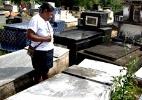 família vê abandono: Garrincha espera por um mausoléu há 28 anos no RJ