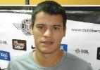 Meia paraguaio Mendieta assina contrato de quatro anos com o Palmeiras