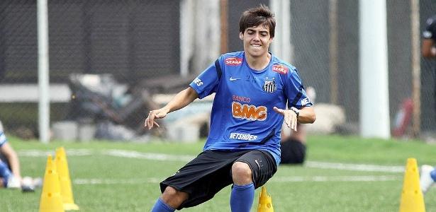 Contra o Atlético, Cittadini pode ser relacionado pela 1ª vez como profissional