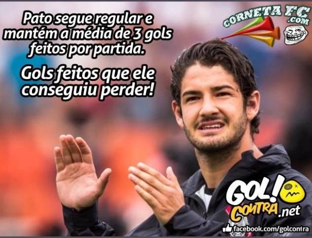 Corneta FC: Pato mantém a média