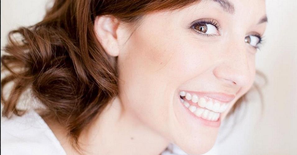 06.jun.2013 - Anna Ortiz, mulher do espanhol Iniesta