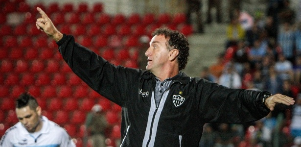 Bruno Cantini/site oficial do Atlético-MG