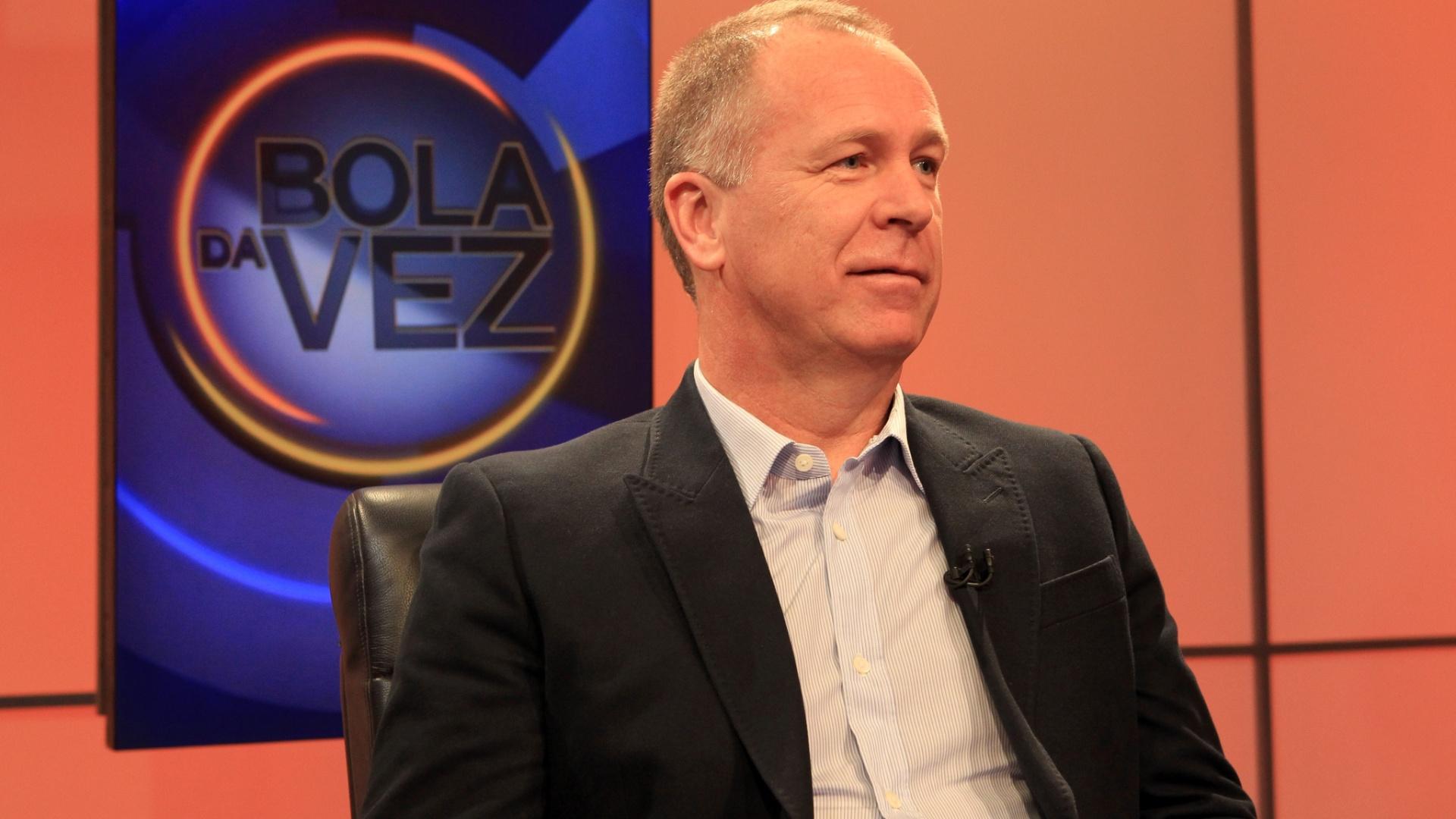 Mano Menezes participou do programa Bola da Vez, da ESPN Brasil
