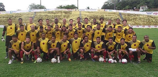 Time do Íbis se prepara para a disputa da Segunda Divisão do futebol pernambucano