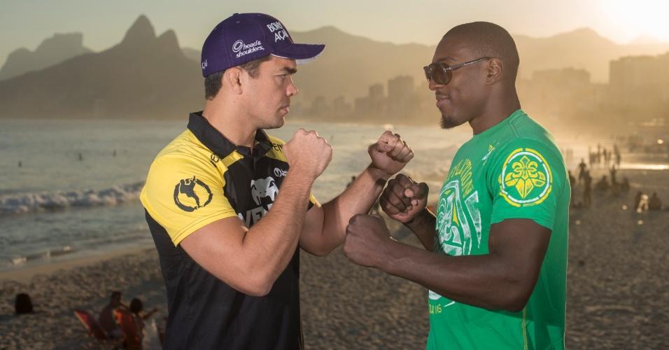 Lyoto Machida e Phil Davis (d.) farão uma das lutas do card do UFC Rio 4