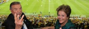 Manifestações contra a Copa: Marin foge do tema e afirma que protestos ficarão apenas do lado de fora dos estádios