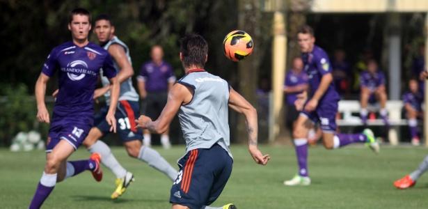 Titulares do Fluminense venceram o Orlando City sub 23 por 3 a 0