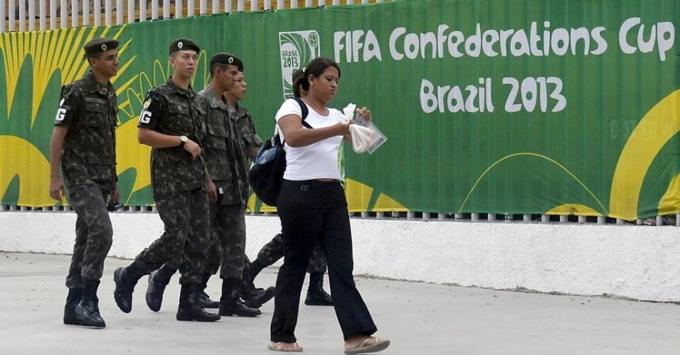 Acesso tranquilo 8 horas antes da final entre Brasil x Espanha