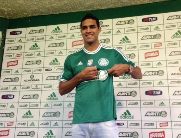 Alan Kardec, reforço do Palmeiras