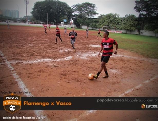 Flamengo x Vasco (Copa Kaiser)