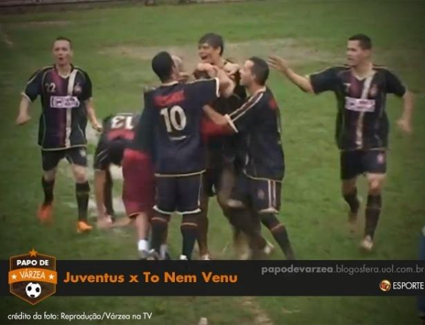 Juventus x To Nem Venu