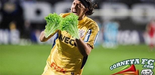 Corneta FC: Cassio