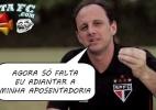 Corneta FC: Rogério Ceni falha e vira alvo de piadas