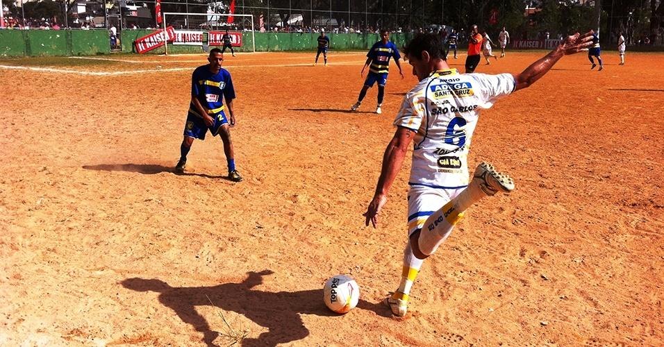 Jardim São Carlos/Guaianases venceu por 1 a 0 o América, da Vila Iolanda, pela Copa Kaiser
