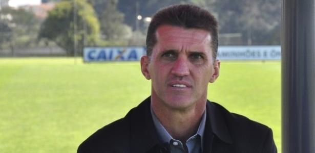 Vagner Mancini, novo técnico do Atlético-PR