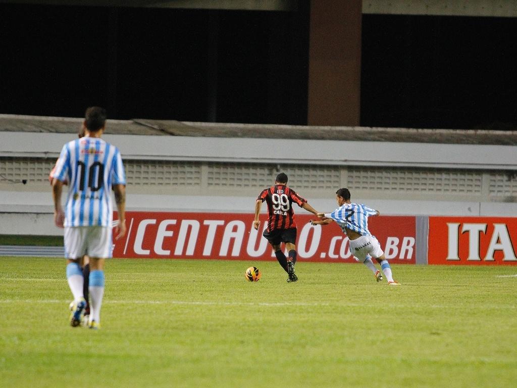 Atlético-PR e Paysandu empataram em 0 a 0 pela terceira fase da Copa do Brasil