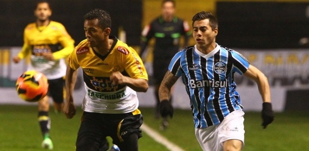 Vargas foi denunciado por agressão e pode ser suspenso de quatro a 12 partidas