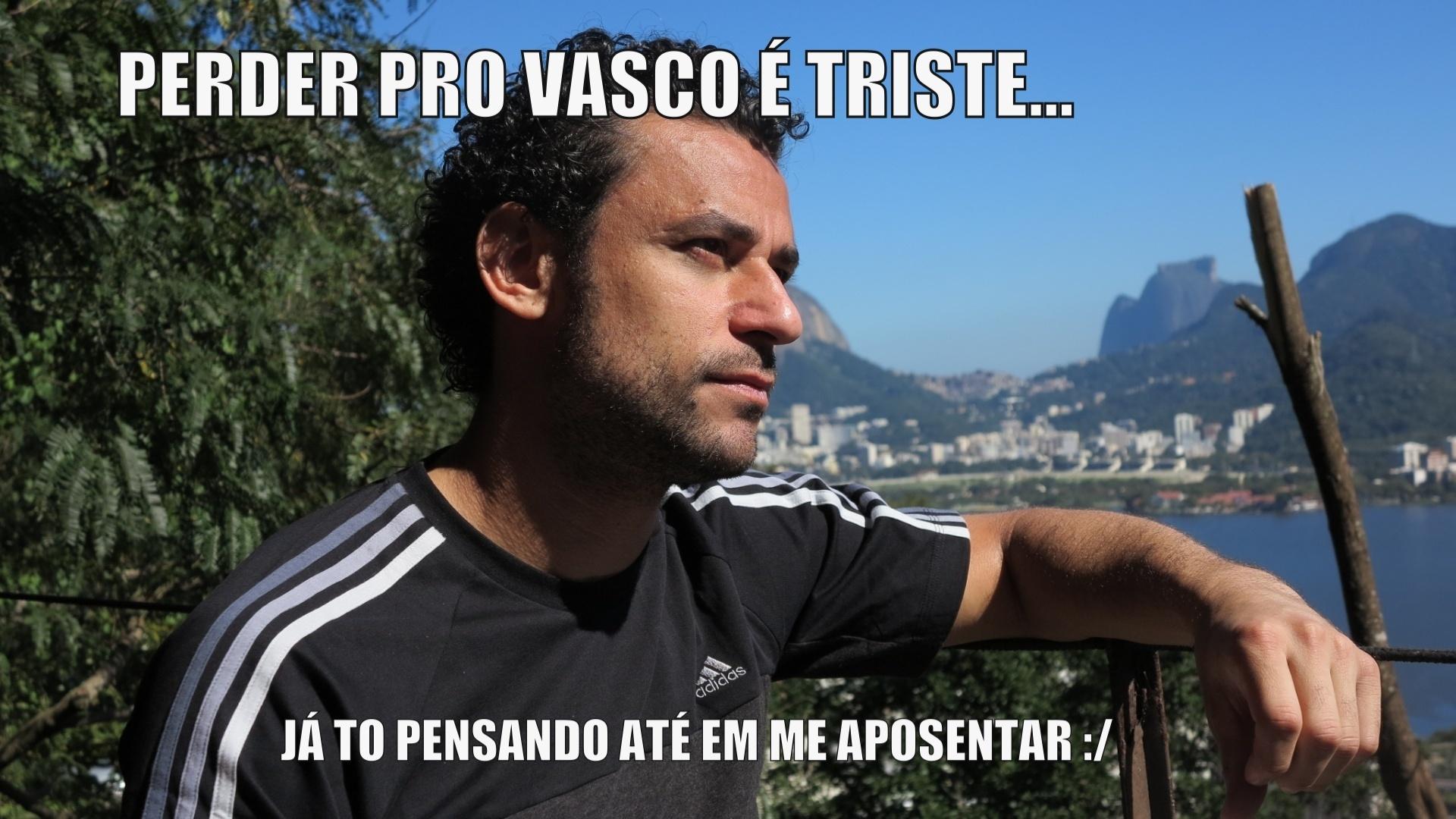 Corneta FC: Flu perde e Vasco já sonha com vice