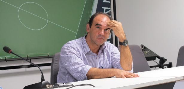 Ricardo Gomes foi um dos idealizadores da iniciativa contra a concentração no Vasco da Gama