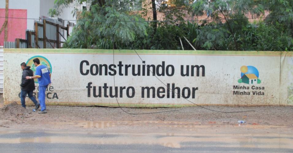 Parque Carioca é um conjunto habitacional construído por meio do Minha Casa Minha Vida