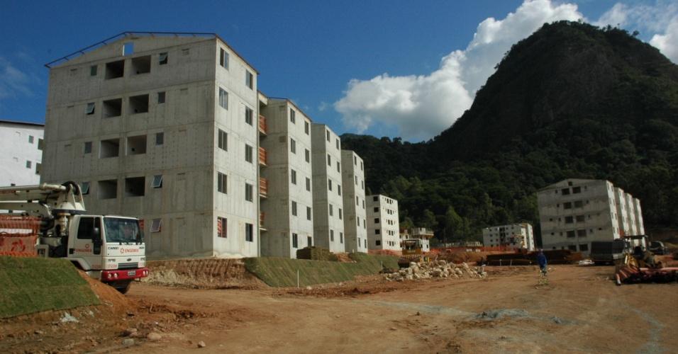 Obras do Parque Carioca estão adiantadas e devem ser concluídas em 2014