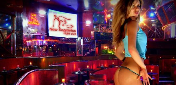 Buscar clubes de striptease