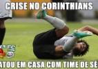 Corneta FC: Empate no clássico paulista afunda Corinthians em crise