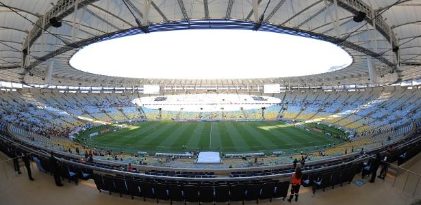 Maracanã: após a reinauguração, média de gratuidades é de 7,306 pessoas a cada jogo